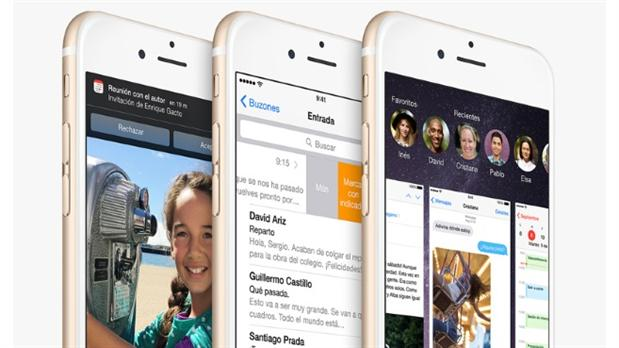Apple crece con las ventas internacionales del iPhone