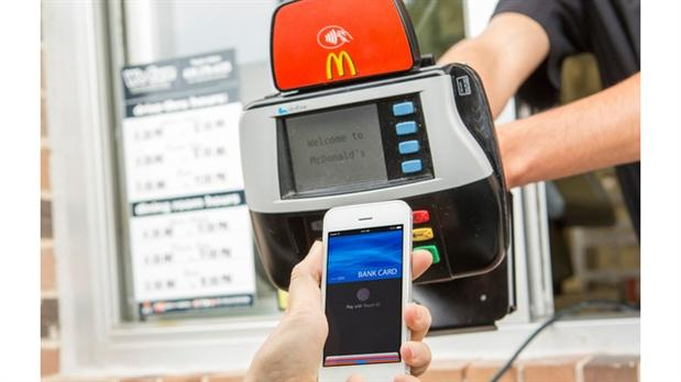 Apple Pay Mcdonalds