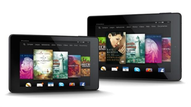 Amazon Fire HD