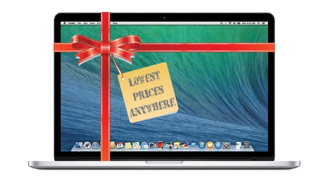 Black Friday Macbook Pro Retina