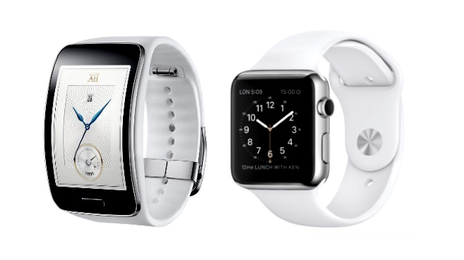 SamsungGearS_AppleWatch