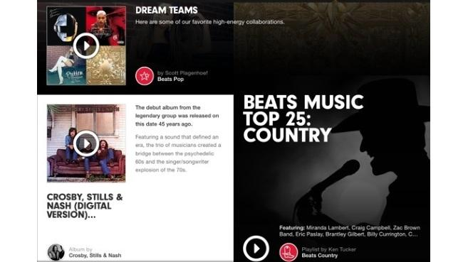 Apple Music Beats Audio