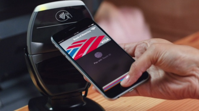 Apple Pay datafono