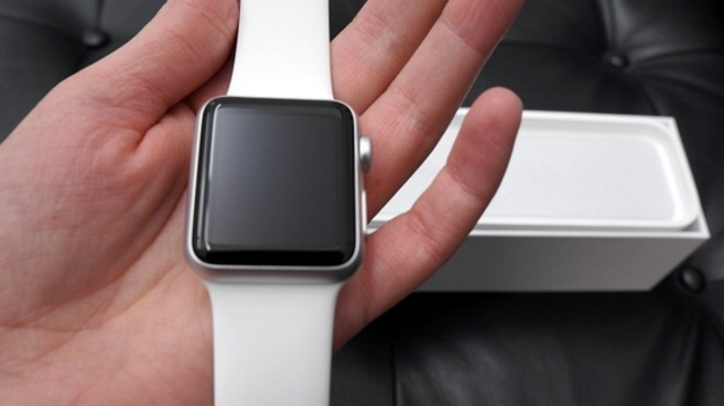 Apple Watch unboxed