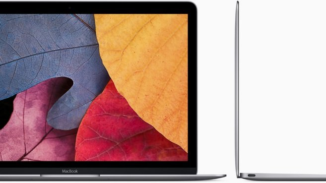 Macbook 12 pantalla