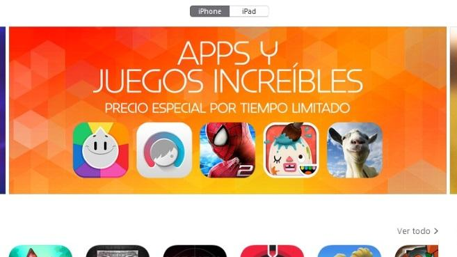 App Store Apps increibles