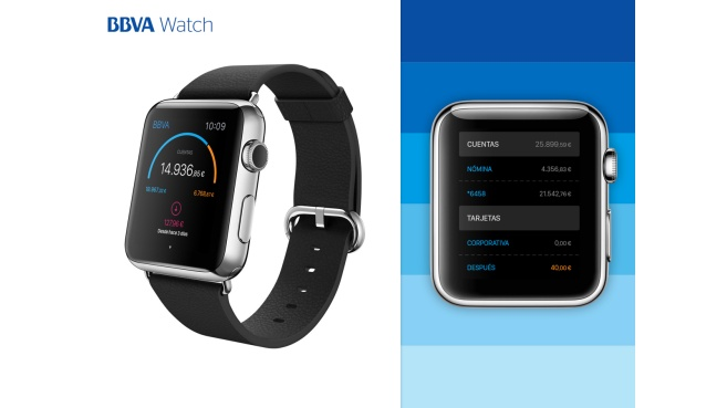 BBVA - Apple Watch