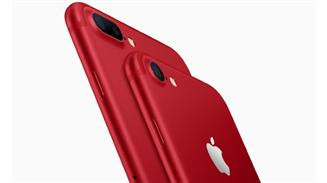 iPhone 7 y iPhone 7 plus red