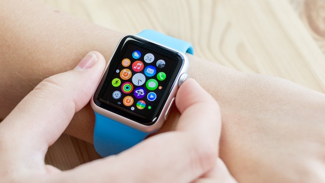 Apple lanza watchOS 4.0.1