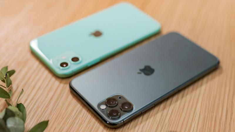 iphone 11 and 11pro imagenes