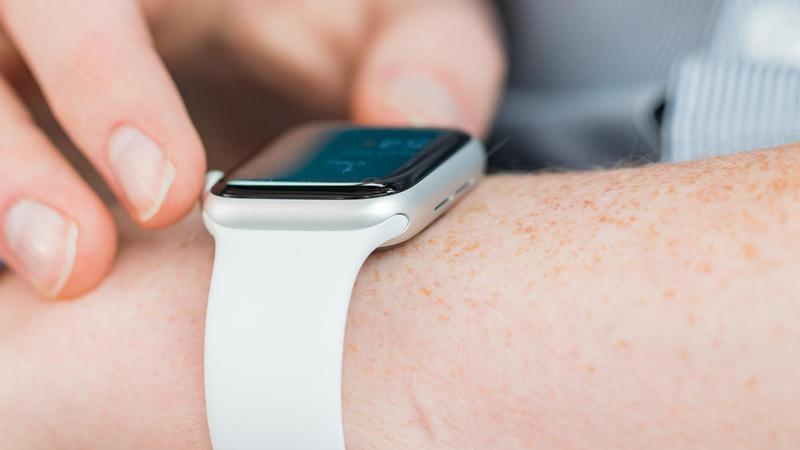 cambiar apps dock apple watch