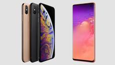 Comparativa: iPhone Xs vs Samsung Galaxy S10