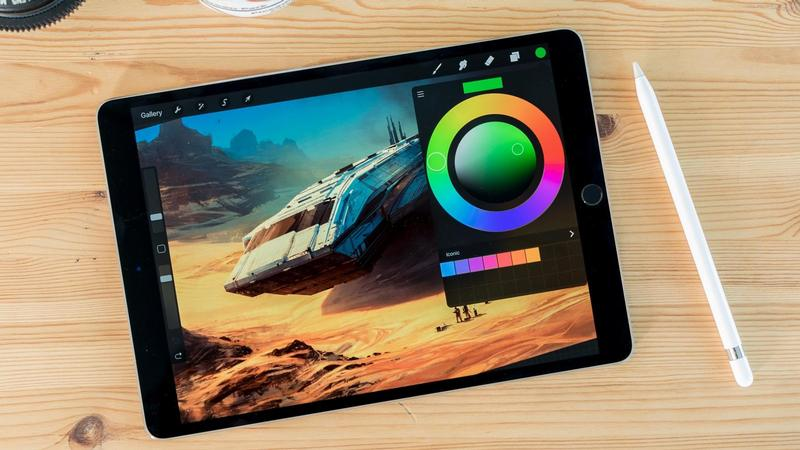 comparativa ipad air 2019 ipad pro 2017