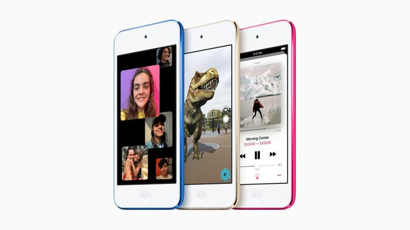 lanzamiento ipod touch 2019