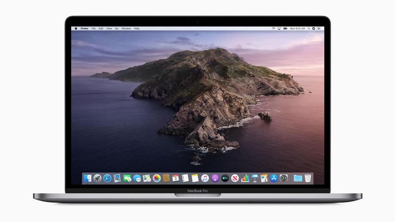 aplicaciones apple macos catalina