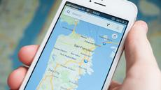 Cómo descargar mapas de Google Maps en iPhone sin datos