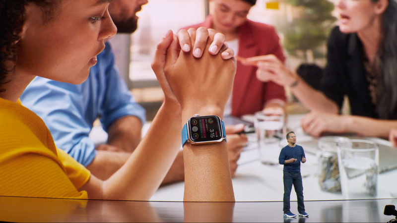 reservar apple watch series 5