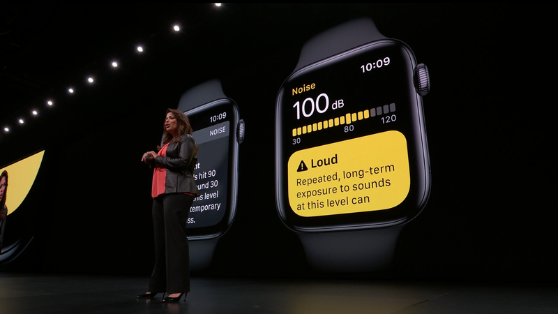app ruido apple watch watchos 6