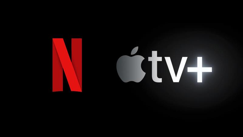 netflix vs apple tv plus
