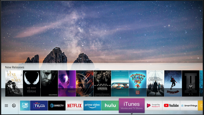televisor apple tv airplay