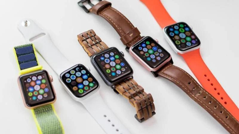 apple watch series todos