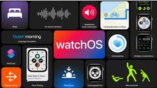 WatchOS 7 para Apple Watch estará disponible mañana