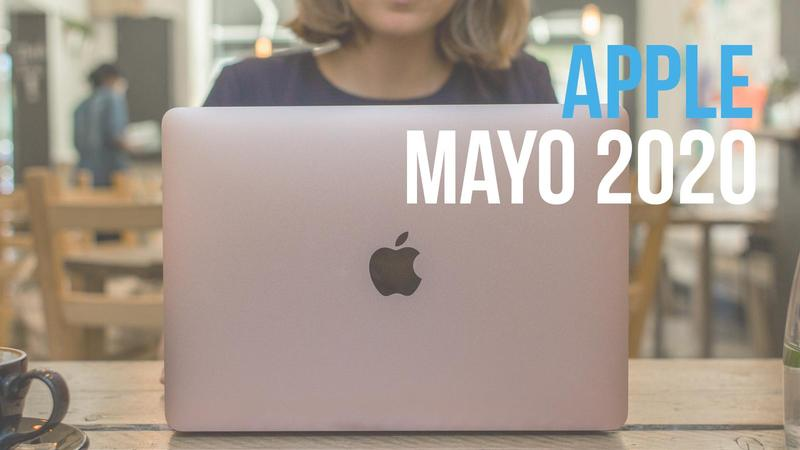 productos apple mayo 2020