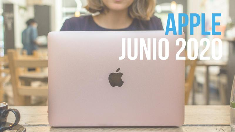 productos apple junio 2020