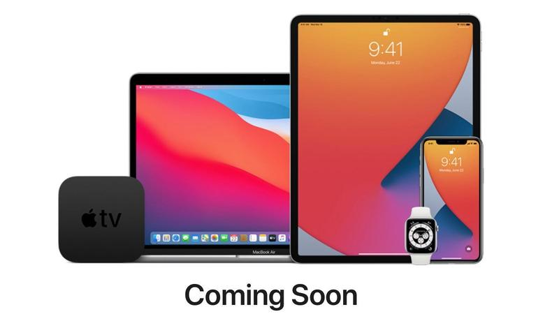 Apple is releasing public beta versions of iOS 14, iPadOs 14, and tvOS 14