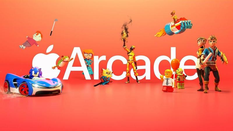 These are all Apple Arcade compatible games remotely