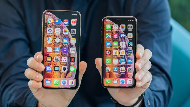 iphone xs vs xs max 5