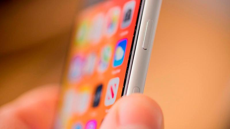 iphone 13 rumores touch id