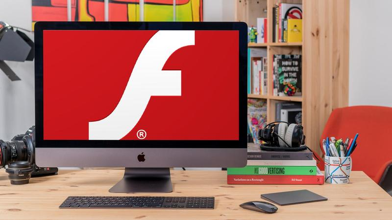 adobe flash fin mac apple