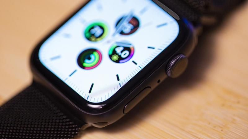 apple watch series 5 pantalla