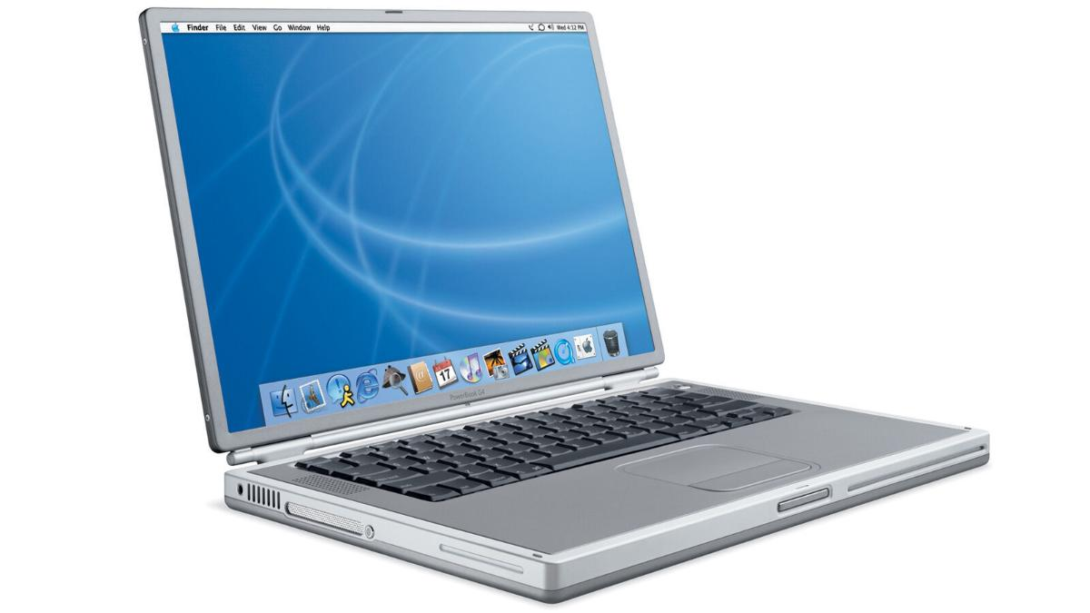 Apple PowerBook G4
