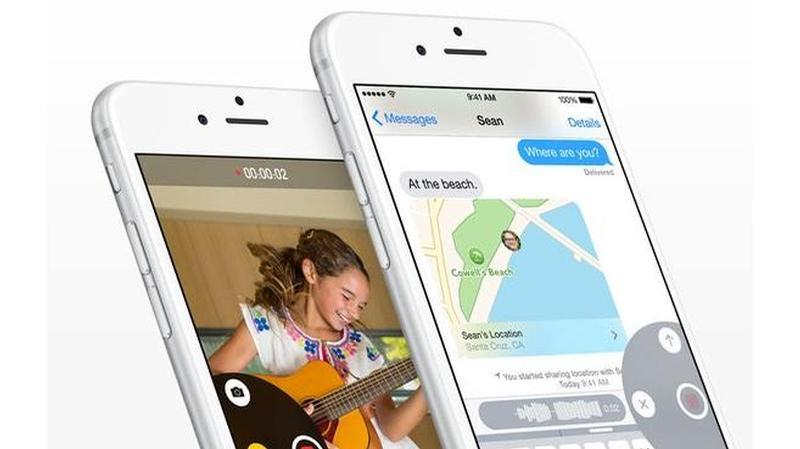 apple imessages 2