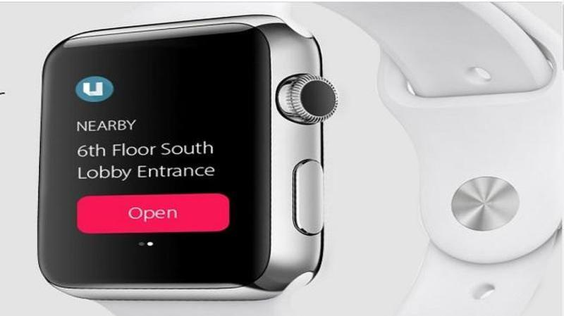 microstrategy usher apple watch
