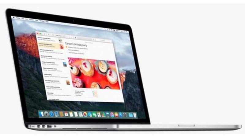 os x el capitan beta