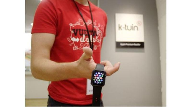 k tuin apple watch