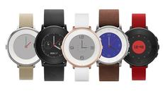 Pebble lanza Time Round, su smartwatch circular