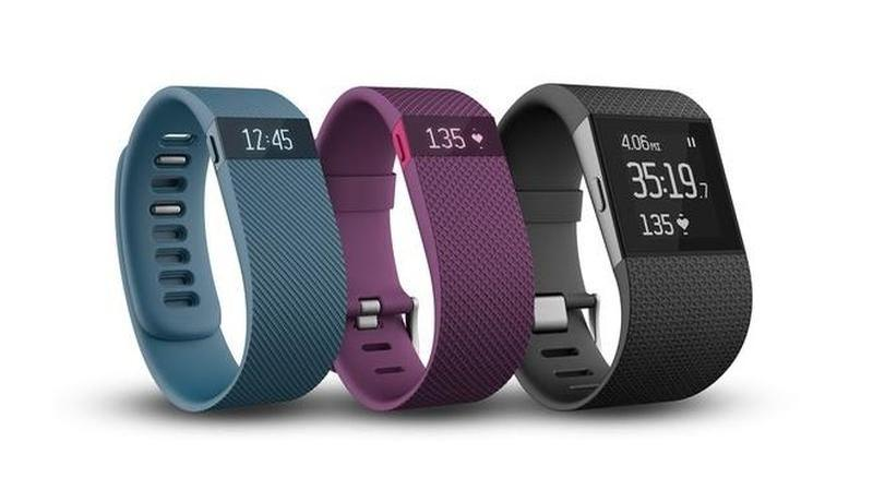 fitbit surge y charge 2