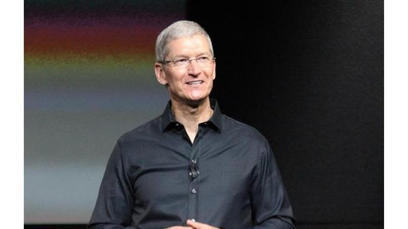tim cook web