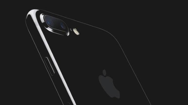 iphone 7 plus negro