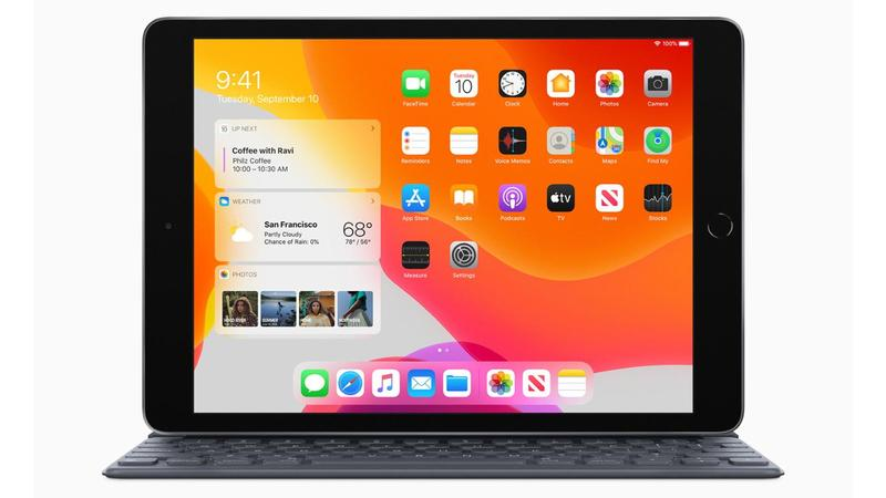 Apple iPadOS iPad 7th Gen portada
