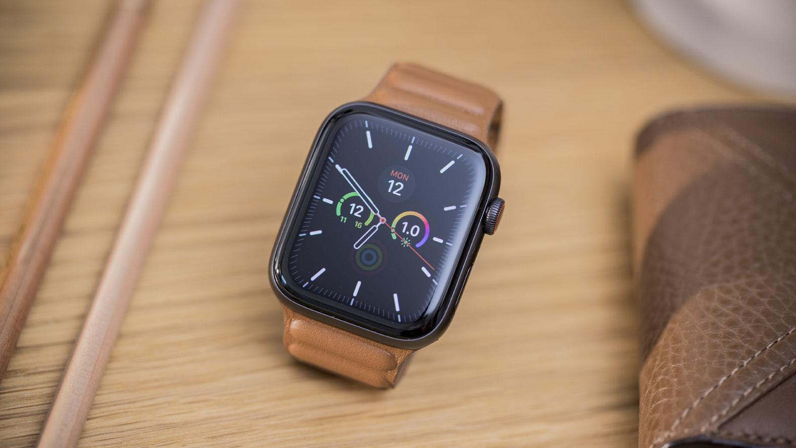 Review Apple Watch SE