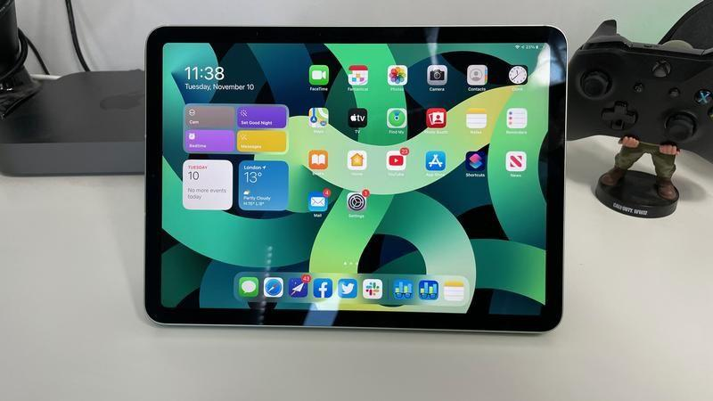 Review iPad Air (2020)