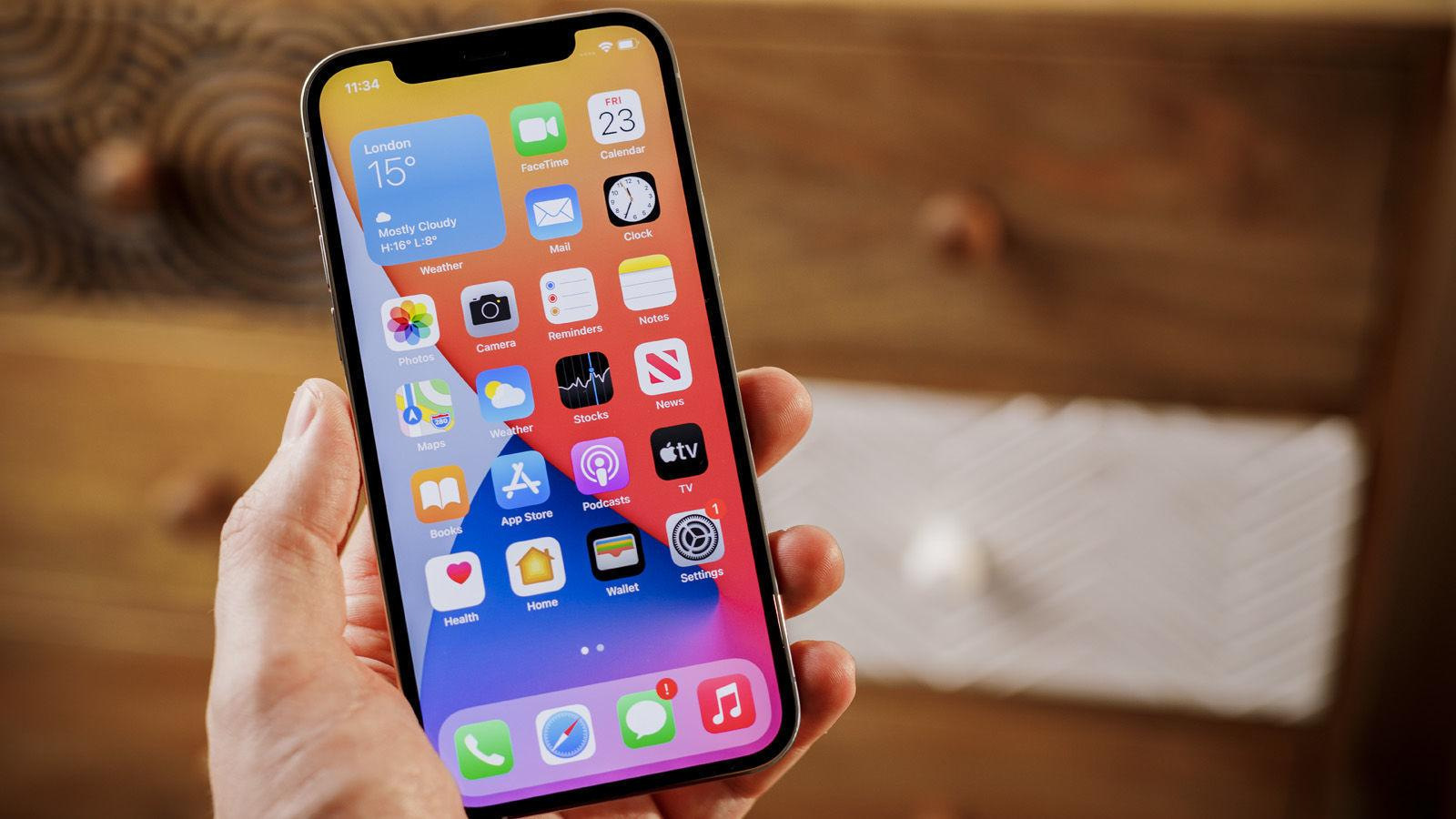 Review de iPhone 12 Pro