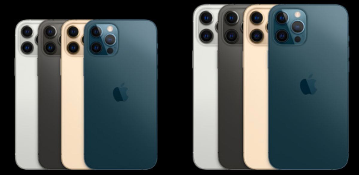 iPhone 12 Pro family