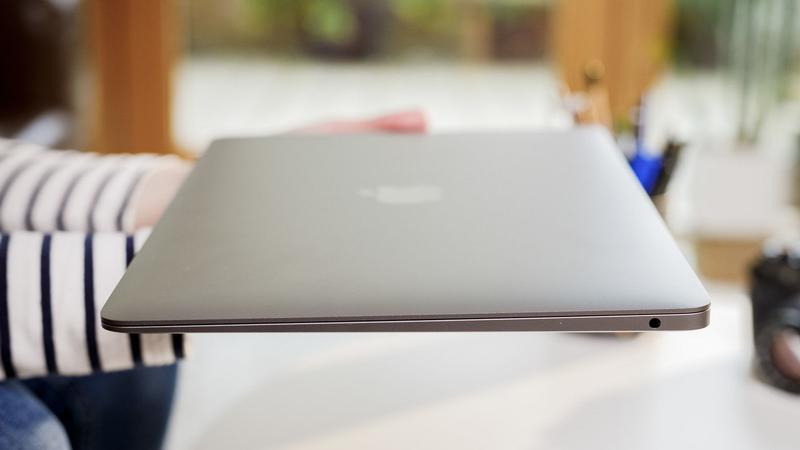 Review MacBook Air with M1