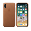mejores fundas iphone x leather case